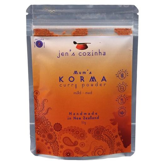Jen's Mum's Korma Curry Powder 50g