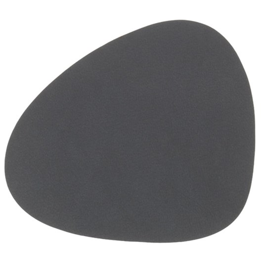 Lind Dna Glass Mat Nupo Anthracite Curve 11X13Cm