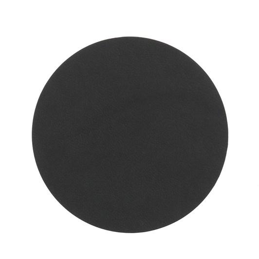 Lind Dna Glass Mat Nupo Black Circle D:10Cm
