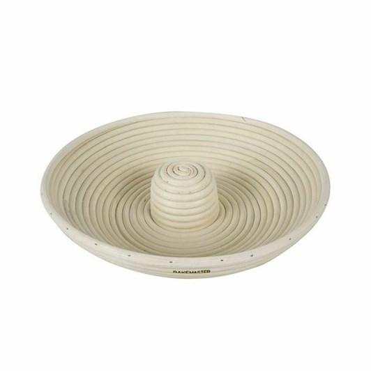 Bakemaster Circle Proving Basket 28x6.5cm