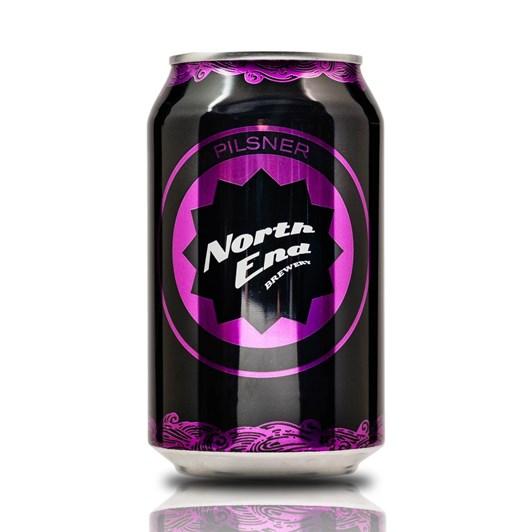North End Brewery Pilsner (5%)