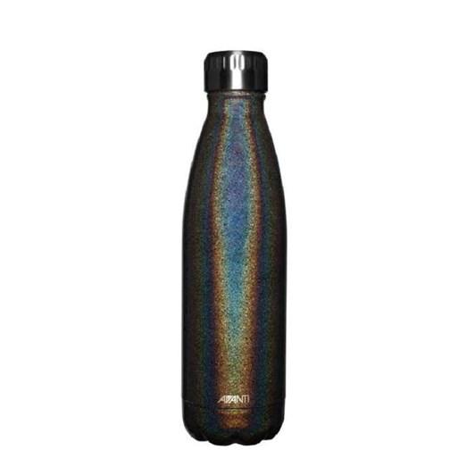 Avanti Fluid Bottle Pearlised Black 500ml