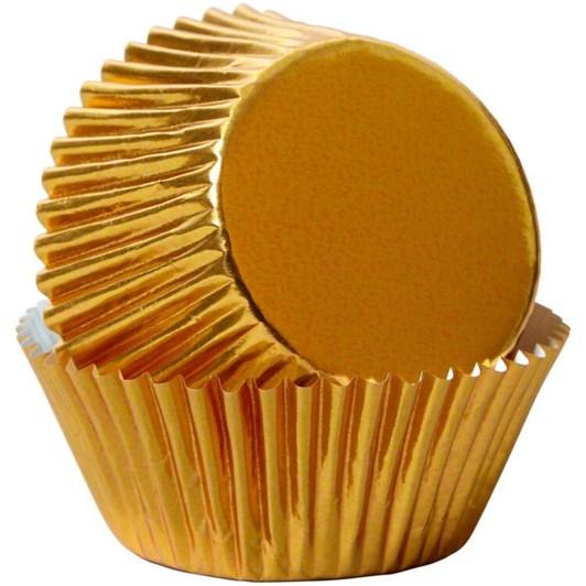 Wilton Gold Foil Cupcake Cases 45Ct