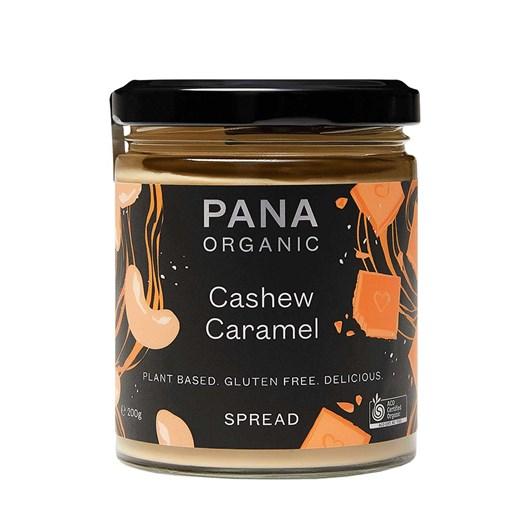 Pana Cashew and Caramel Spread 200g