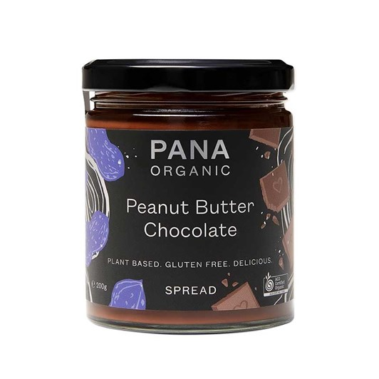 Pana Peanut Butter and Chocolate Spread 200g