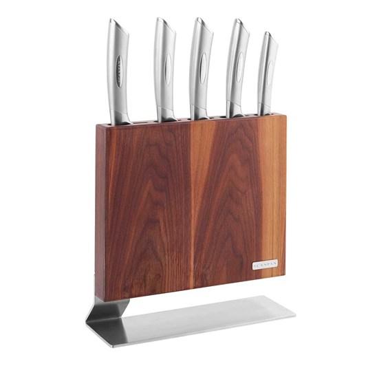 Scanpan Kattegat Classic Steel Knife 6 Piece Block Set
