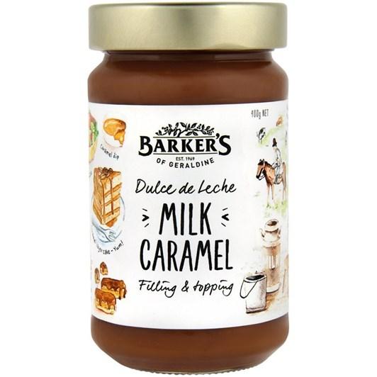 Barkers Dulce de Liche Caramel Milk 400g