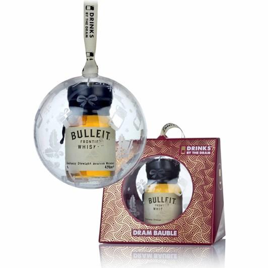 Bulleit Bourbon Bauble 30ml
