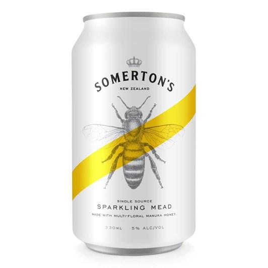 Somerton's Sparkling Mead