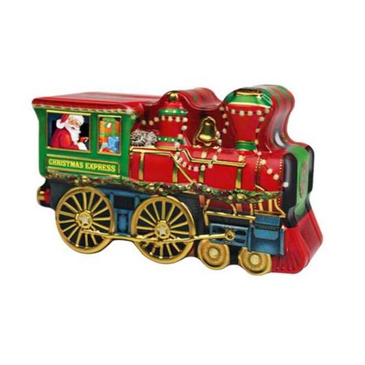 Windel Christmas Metal Train