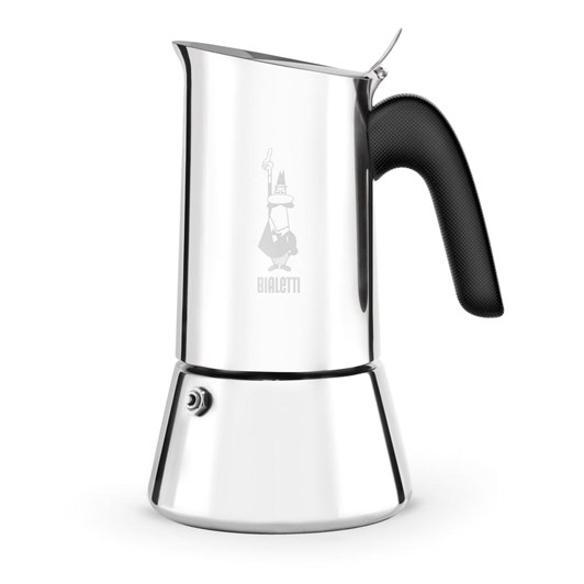 Bialetti Venus Induction NV Coffee Maker - 6 Cup S/S