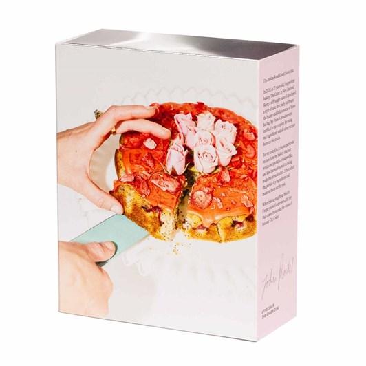 The Caker Lemon Strawberry Poppy Seed Cake Kit