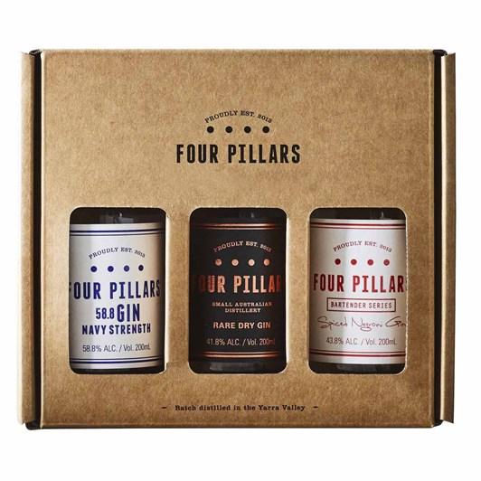 Four Pillars Gift Pack 3 x 200ml