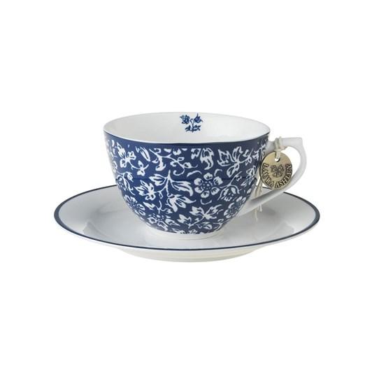 Laura Ashley Cappuccino Cup & Saucer Sweet Allysum