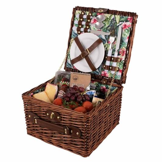 Avanti 2 Person Tropical Picnic Basket