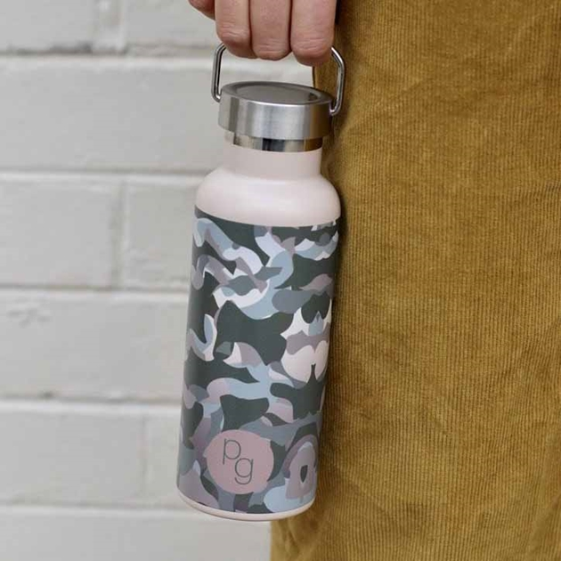 Porter Green Driss Double Walled Insulated Drink Bottle Angola - na