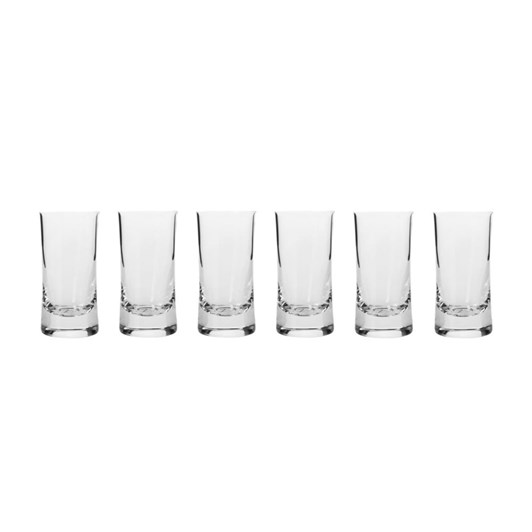 Krosno Harmony Shot Glass 40ml Set Of 6