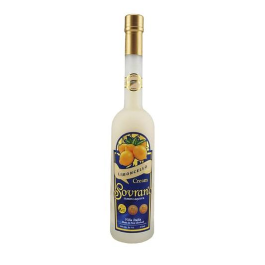 Sovrano Limoncello Cream 375ml