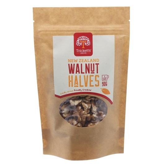 Tricketts Grove Walnut Halves - 90g