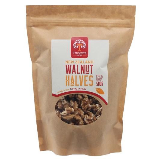 Tricketts Grove Walnut Halves - 500g