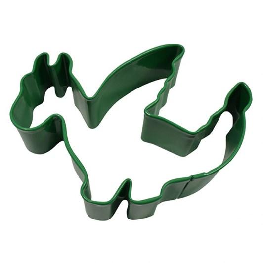 Dline Dragon Cookie Cutter - 9cm Green