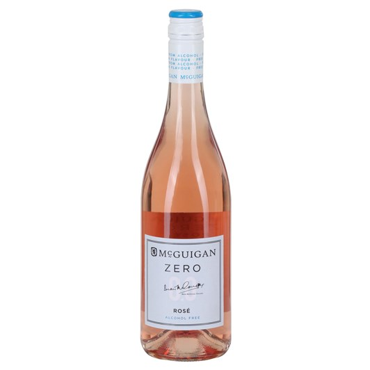 McGuigan Zero Rose 750ml