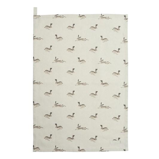 Sophie Allport Hare Tea Towel