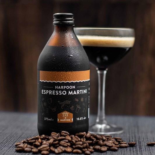 Harpoon Espresso Martini 375ml
