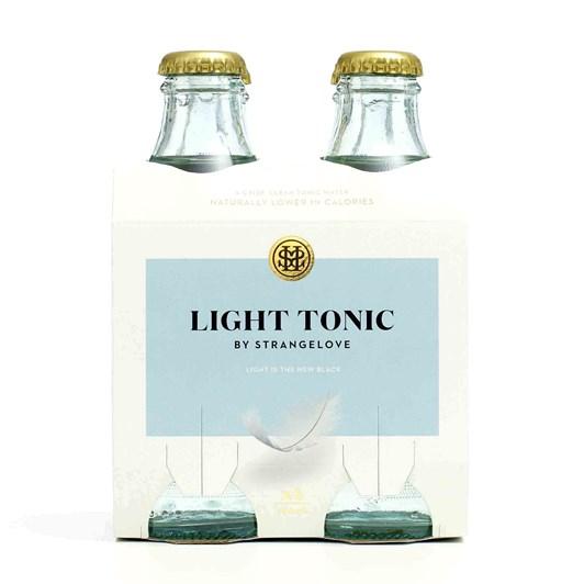 StrangeLove Light Tonic Pack Of 4 180ml