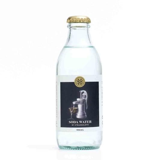 StrangeLove Soda Water 180ml