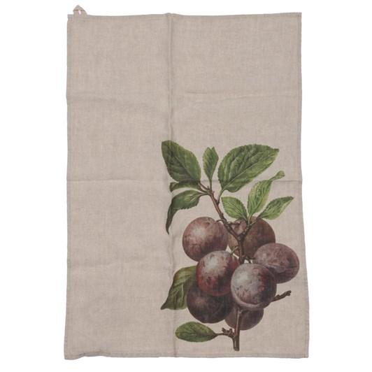 Florence By LR Tea Towel-Plum