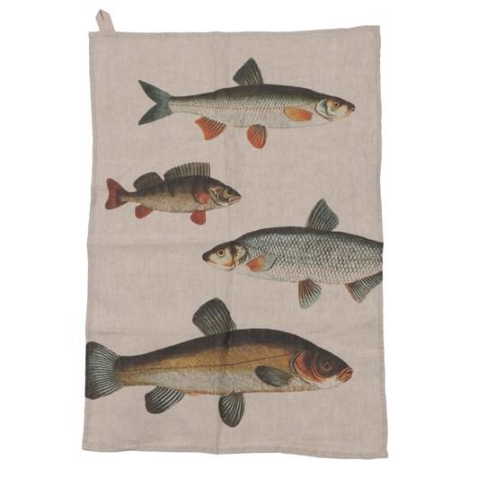 Florence By LR Tea Towel Fish-Big