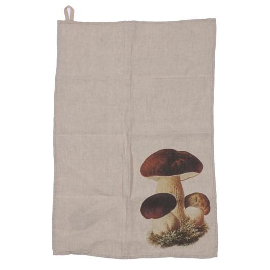 Florence By LR Tea Towel Mushroom-Bletus