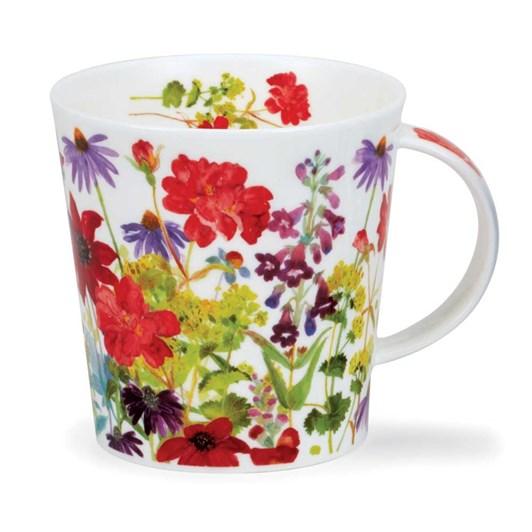 Dunoon Cairngorm Cottage Border Red Mug