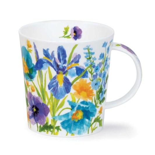 Dunoon Lomond Kelmscott Blue Mug