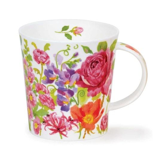 Dunoon Lomond Kelmscott Pink Mug