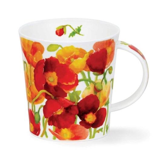 Dunoon Lomond Kelmscott Red Mug
