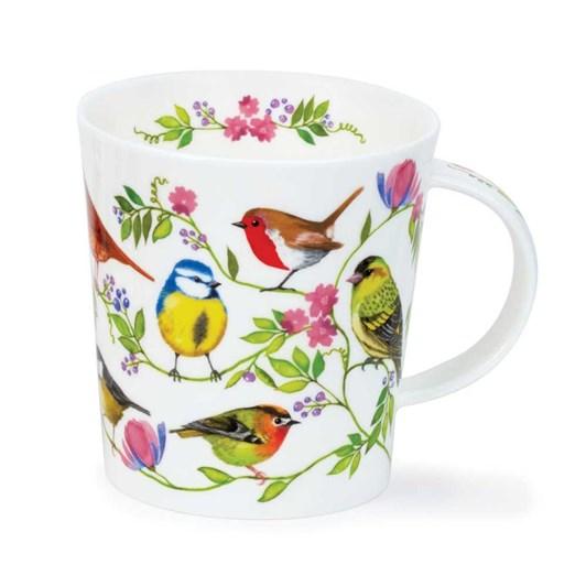 Dunoon Lomond Morning Chorus Robin Mug