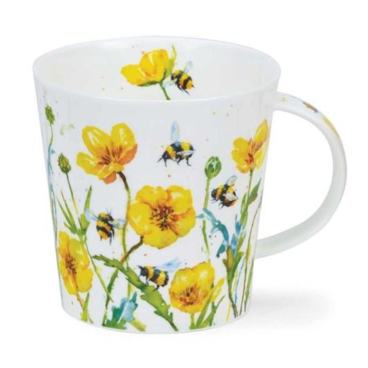 Dunoon Jura Busy Bees Buttercup Mug