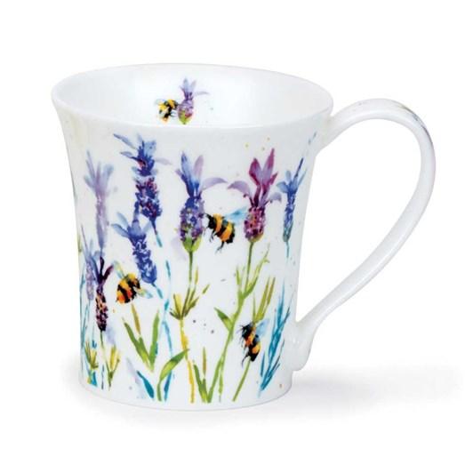 Dunoon Jura Busy Bees Lavender Mug