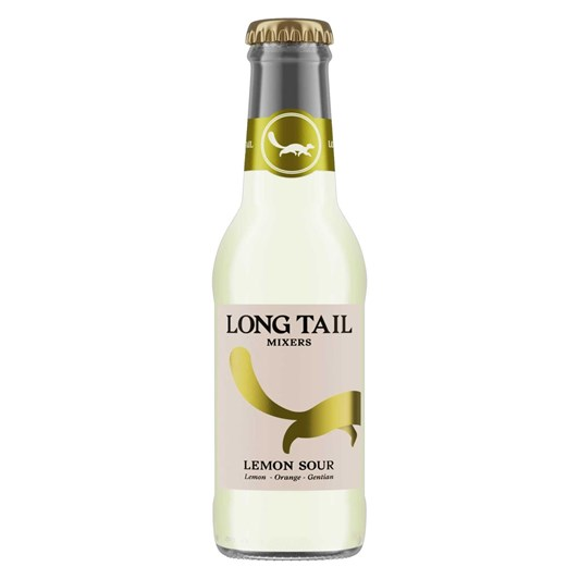 Long Tail Mixers Lemon Sour 200ml