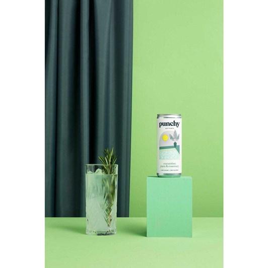 Punchy Drinks Yuzu, Cucumber & Rosemary - Na Soft Punch 250ml