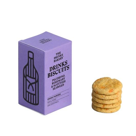 Drinks Biscuits - Pecorino, Rosemary & Seaweed 36g