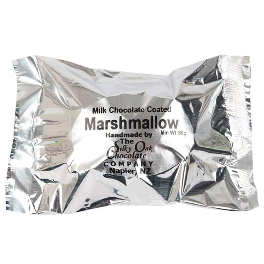 Silky Oak Milk Chocolate Marshmallow Egg 80g