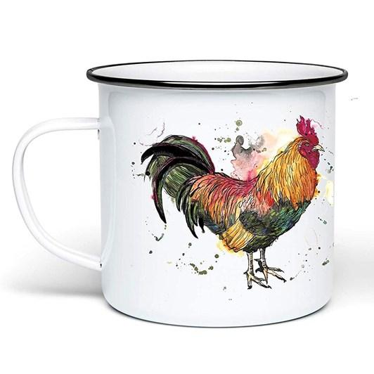 Dollyhotdogs Enamel Mug