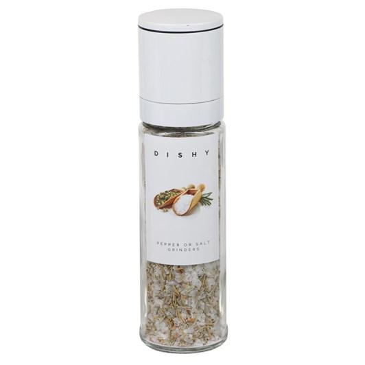 Dishy Shiro Mill Rosemary Salt 20cm