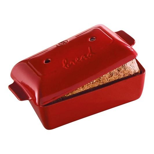 Emile Henry Bread Loaf Bakers 24x15 Burgundy