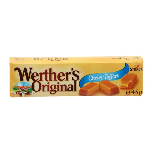 Werthers Chewy Toffee Stickpack 45g