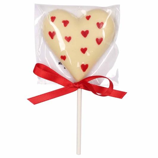 Van Heiningen Heart Lollipop