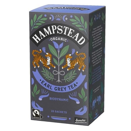 Hampstead Organic Earl Grey 20 Teabags